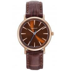 GANT Stanford Ladies Brown Leather Strap GT021007
