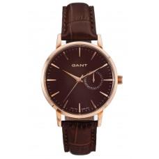 GANT Park Hill II Ladies Brown Leather Strap W10925